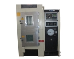 High and low temperature impact testing machine